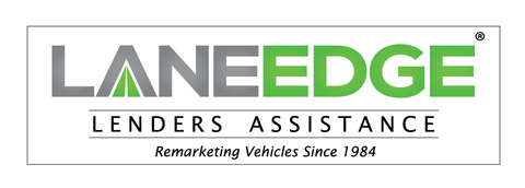 Lane Edge - Lenders Assistance Decal