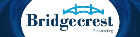 Bridgecrest Remarketing Decal
