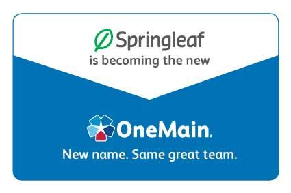 Springleaf/One Main Decal
