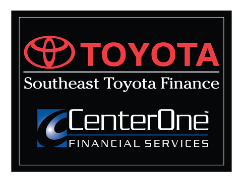 CenterOne Toyota Car Flag