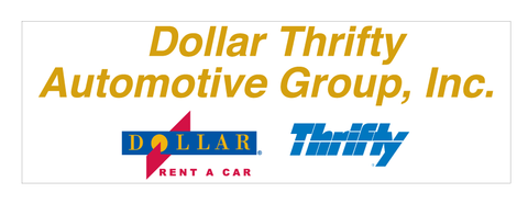 Dollar Thrifty Automotive Group Banner
