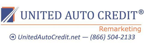United Auto Credit Remarketing Banner