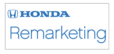 Honda Remarketing Banner