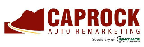 Caprock Auto Remarketing Banner