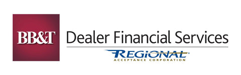 BB&T/Regional Dealer Financial Services Banner