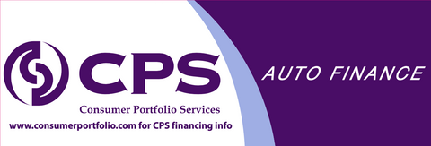 CPS Auto Finance Decal