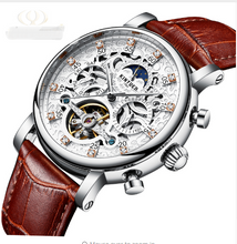 Load image into Gallery viewer, The Best 2020 Luxury Skeleton Automatic Watch For Men - we the online store- The best Shoes & Clothing Store