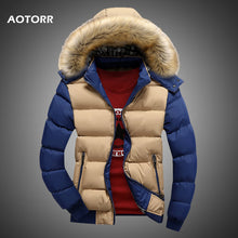 Load image into Gallery viewer, Latest 2020 Solid Thick Hooded Winter Jacket For Men - we the online store
