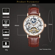 Load image into Gallery viewer, The Latest 2020 Luxury Skeleton Automatic Watch For Men - we the online store- The best Shoes & Clothing Store