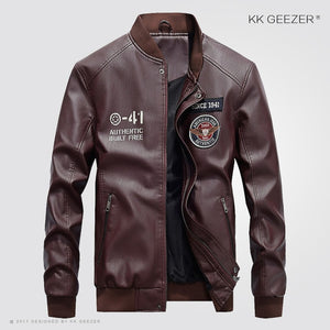 Latest 2020 Top Quality Leather Jacket for Men - we the online store- The best Shoes & Clothing Store
