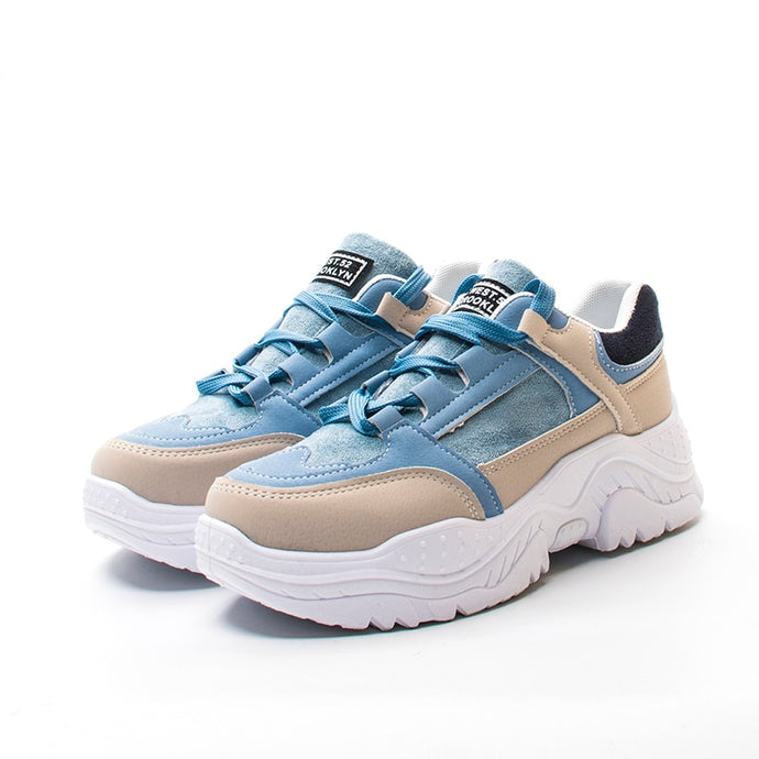 New Arrival 2020 Spring Autumn Breathable Casual Sneakers  For Women - we the online store