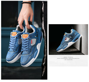 High Quality Breathable Comfortable Sneakers For Men - we the online store- The best Shoes & Clothing Store