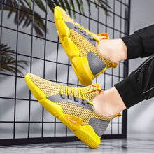 Load image into Gallery viewer, New 2020 autumn Flying Woven Breathable Sport Running Shoes for Men - we the online store- The best Shoes & Clothing Store