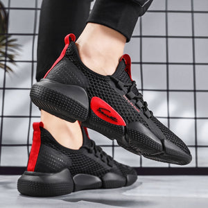 New 2020 autumn Flying Woven Breathable Sport Running Shoes for Men - we the online store- The best Shoes & Clothing Store