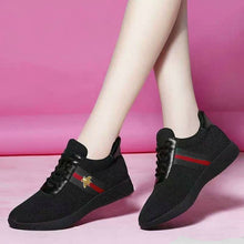 Load image into Gallery viewer, New All Black Fashion Sneakers for Women - we the online store- The best Shoes & Clothing Store