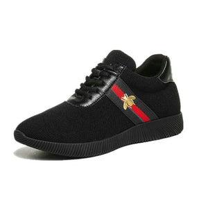 New All Black Fashion Sneakers for Women - we the online store- The best Shoes & Clothing Store