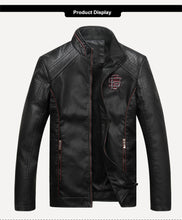 Load image into Gallery viewer, Latest 2019 Fashion leather Jacket for Men