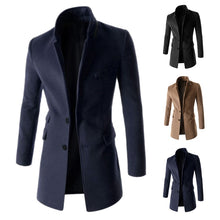 Load image into Gallery viewer, Latest 2018 High Quality Overcoat For Men