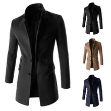 Load image into Gallery viewer, Latest 2018 High Quality Overcoat For Men - we the online store- The best Shoes & Clothing Store