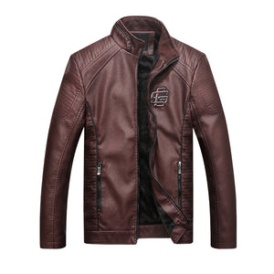 Latest 2020 Fashion leather Jacket for Men - we the online store- The best Shoes & Clothing Store