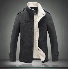 Load image into Gallery viewer, The Amazing Thick Warm Woolen Winter Overcoat For Men - we the online store- The best Shoes & Clothing Store