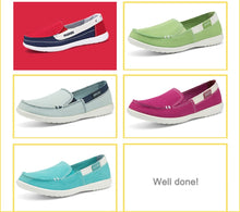 Load image into Gallery viewer, The Best 2019 Loafers Canvas shoes for Woman