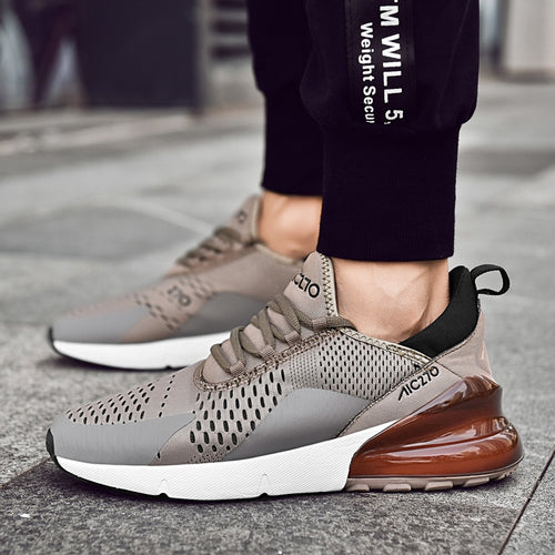 New Arrival 2020 High Tech Damping Flyknit Breathable Men Sneakers - we the online store- The best Shoes & Clothing Store