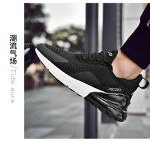 Load image into Gallery viewer, New Arrival 2019 High Tech Damping Flyknit Breathable Men Sneakers