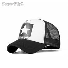 Load image into Gallery viewer, Super 2019 Fashion Summer Cap for Men & Women - we the online store- The best Shoes & Clothing Store
