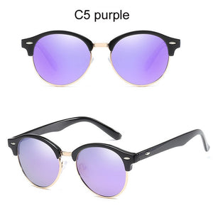The Best 2019 Cool Round Luxury Polarized Sunglasses for Women - we the online store- The best Shoes & Clothing Store