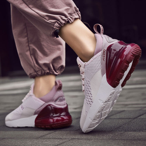 New Arrival 2019 High Tech Damping Breathable Women Sneakers - we the online store