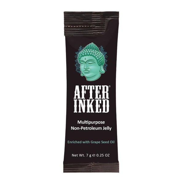 After Inked NPJ Non-Petroleum Jelly 7g packet