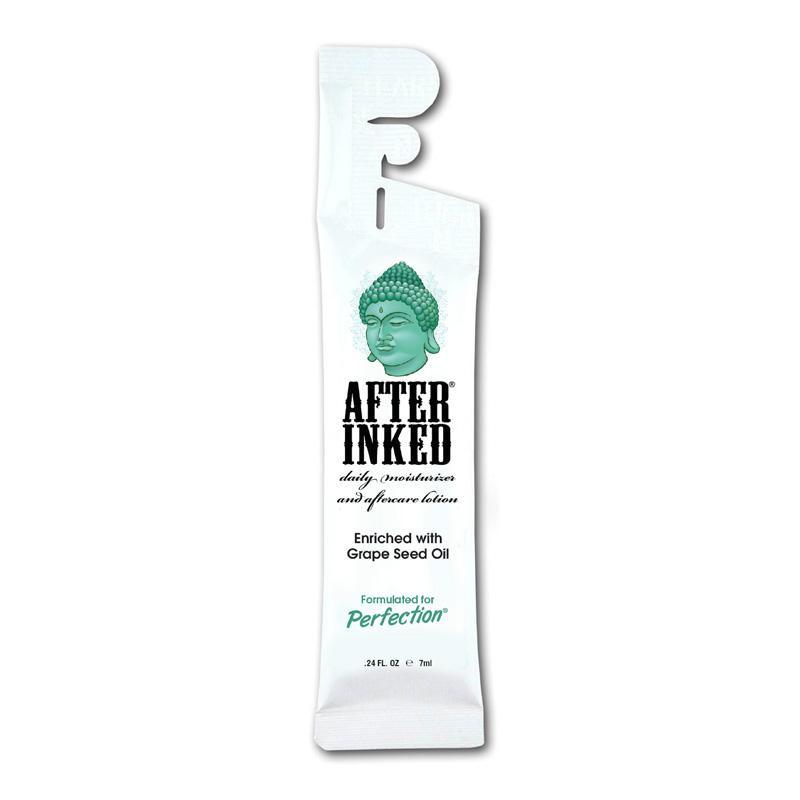 After Inked Tattoo Moisturizer Aftercare Lotion 7ml