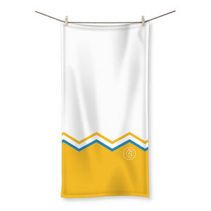 Summer Zigs Towel