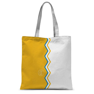 Summer Zags Tote Bag
