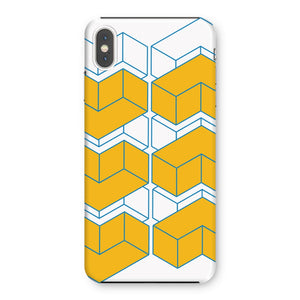 Bold Yellow Phone Case