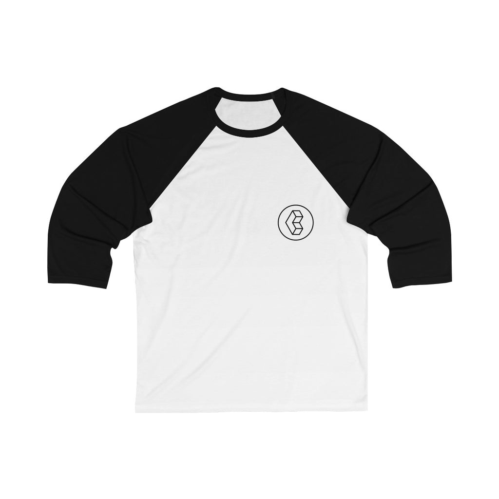 Unisex 3/4 Sleeve Baseball Tee (Shipped from US)