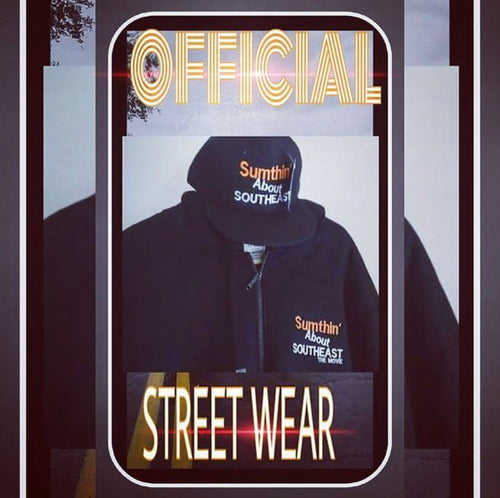 Authentic Hoodie & Snap Back