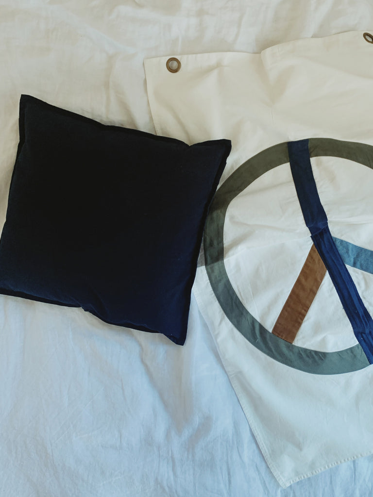fölk cushion | navy