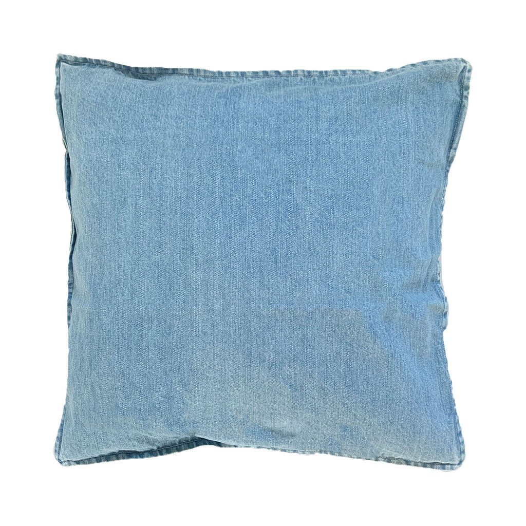 fölk cushion | denim