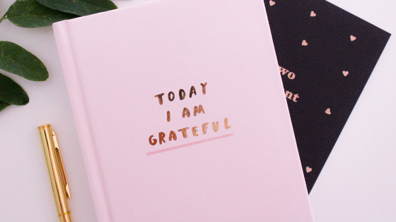 How to create your own ritual of gratitude