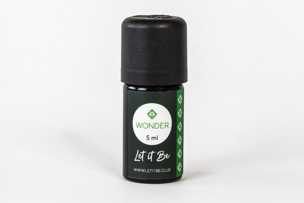 Wonder Essential Oil 5-ml Bottle