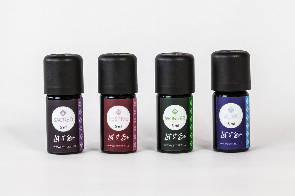 Let It Be Essential Oil Collection (Save 22%)