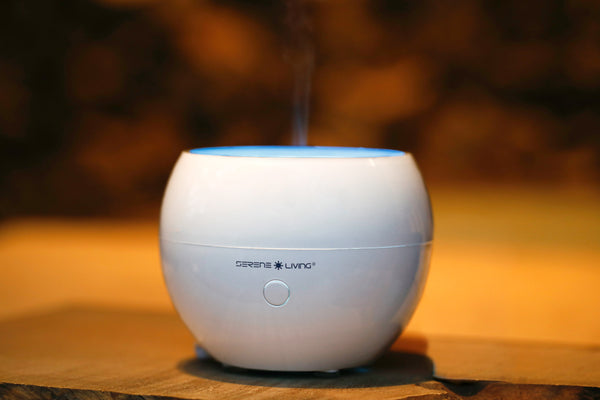 Serene Living Essential Oil USB Diffuser
