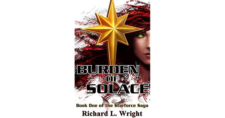 Reviewed: Burden of Solace by Richard L. Wright