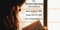 Grand Opening Novel Contest