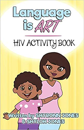 Language is Art: HIV Activity Book