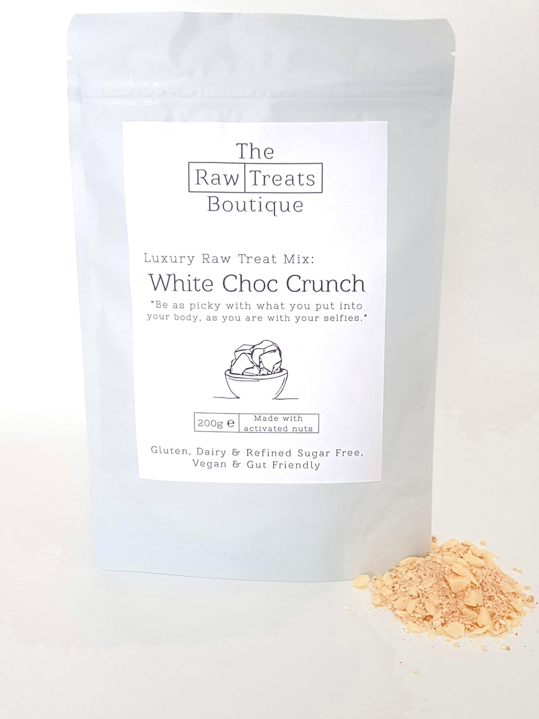 White Choc Crunch