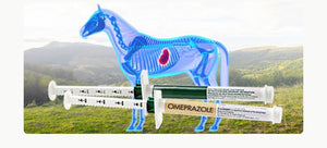 OMEPRAZOLE FOR HORSES WITH ULCERS: THE GOOD, THE BAD, AND THE QUESTIONABLE