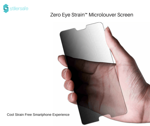 Nokia 6.1 Plus - 5D Fully Covered  - Zero Eye Strain™   Ocular Tempered Glass. 5D(July 2019 Launched) ALCS Screen.ZES OCULAR Screen Protectors